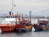 Cứu hộ thành công tàu cá cùng 13 ngư dân bị nạn trên biển