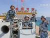 Trung Quốc lần đầu công bố ảnh hoạt động quân sự trên bãi Chữ Thập