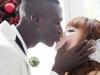 Chuyện tình lãng mạn của chú rể người da đen và cô dâu Việt xinh đẹp