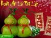 Loạn giá thị trường hoa quả độc, lạ dịp Tết