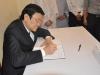 Viếng ông Nguyễn Bá Thanh, lãnh đạo Đảng, Nhà nước viết gì trong sổ tang?