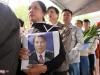 Những hình ảnh nghẹn ngào trong lễ truy điệu ông Nguyễn Bá Thanh