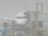 Máy bay Jetstar phải chuyển hướng vì sương mù và mưa