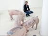 Thu tiền tỷ từ việc xăm hình lên lưng lợn
