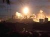 Trung Quốc: Nổ kinh hoàng biến nhà máy hóa chất thành biển lửa