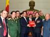Thủ tướng Nguyễn Tấn Dũng gặp mặt Hội Chiến sỹ Thành cổ Quảng Trị