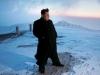 Kim Jong-un cười rạng rỡ trên đỉnh núi thiêng của Triều Tiên