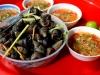 Những sai lầm nguy hiểm khi ăn ốc luộc
