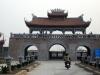 Xôn xao về 6 tấm bia đá 'lạ' tại Di tích quốc gia Đền Trần
