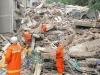 Video: Nhà 9 tầng sập ở Trung Quốc, ít nhất 10 người bị thương