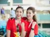 Á hậu Tú Anh, Thu Thảo phấn khích cổ vũ đội tuyển U23 Việt Nam