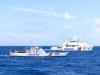 Cảnh sát biển đang giám sát chặt chẽ tàu thăm dò dầu khí Trung Quốc