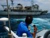 Biển Đông căng thẳng, Malaysia bất ngờ cứng rắn với Trung Quốc