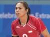 Sốc: Nữ vận động viên bóng chuyền Indonesia bị đề nghị kiểm tra giới tính