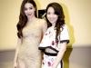 Hồ Ngọc Hà rạng rỡ, đọ sắc bên Hoa hậu Jennifer Chung mặc scandal