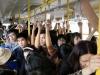 Cảnh báo nữ sinh bị dàn dựng 'bắt gian vợ theo trai' để cướp trên xe bus