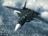 """Su-47: Siêu tiêm kích """"đại bàng vàng"""" cánh ngược phô diễn sức mạnh"""
