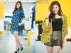 Á hậu Tú Anh biến hóa với phong cách thời trang trẻ trung, gợi cảm