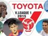 Kết quả vòng 14 V-League 2015: HAGL 1-1 Hải Phòng