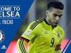 Chelsea chính thức sở hữu tiền đạo Falcao