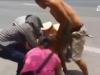 Video: hai thanh niên chạy xe máy tốc độ cao, đâm thẳng vào CSGT