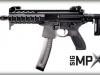 Sự lợi hại của súng tiểu liên MPX Thụy Sỹ