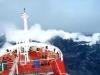 Cận cảnh biển động, sóng cao hàng chục mét