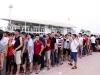 NHM xếp hàng dài mua vé xem trận Việt Nam vs Man City
