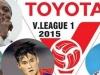 Kết quả vòng 20 V-League 2015: Hà Nội T&T 1-0 SLNA