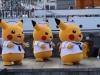 Điệu nhảy ngộ nghĩnh của mèo béo Pikachu