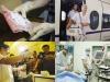 Máu hiếm được vận chuyển 1000km để cứu bé gái bị tim bẩm sinh