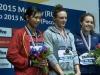 Ánh Viên xuất sắc giành HCB 400m hỗn hợp Cúp thế giới