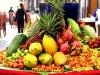 Bán hoa quả, đồ chay, kiếm bộn tiền trong tháng cô hồn