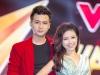 Cặp đôi Hà Anh - Dương Hoàng Yến tình tứ trên thảm đỏ VTV Awards