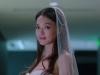 Thư Kỳ đẹp tinh khôi khi mặc váy cưới bên 'người tình trẻ'
