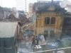 Sập tòa nhà cổ trên phố Trần Hưng Đạo, 2 nạn nhân tử vong