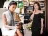 Hoa hậu Ngọc Hân tổ chức ký sách tặng độc giả