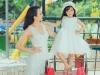 Con gái 5 tuổi xinh như thiên thần của Hoa hậu Ngọc Diễm
