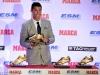 """Ronaldo vượt mặt Messi, lần thứ 4 nhận """"Chiếc giày vàng châu Âu"""""""