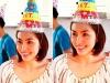 Tăng Thanh Hà đón sinh nhật giản dị bên gia đình
