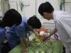 Bé sơ sinh nhiễm trùng uốn ván do tắm nước suối được cứu sống thành công