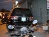 Viện trưởng VKS lái xe ô tô biển xanh gây tai nạn liên hoàn