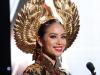 Cận cảnh Quốc phục của Phạm Hương trên sân khấu Miss Universe