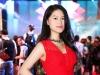 Ngọc Thanh Tâm thanh lịch, nữ tính tới chúc mừng diễn viên Thương Tín