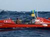 Người đàn ông chèo thuyền một mình vượt Thái Bình Dương