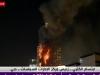 Khách sạn Dubai cháy ngùn ngụt gần tòa tháp cao nhất thế giới