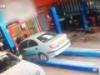 Thợ sửa xe bị tài xế lỡ thả phanh chèn qua người