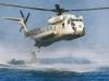 Hai trực thăng Mỹ va chạm trên biển, 12 người gặp nạn