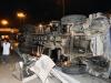 Xe tải tuột dốc cầu Mỹ Thuận, cán 4 người thương vong