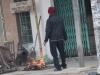 Những tai nạn thương tâm do đốt than, củi chống rét